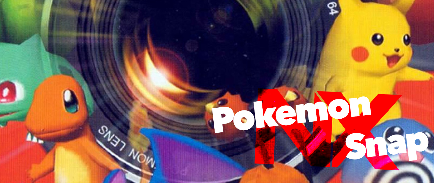 pokemon+snap