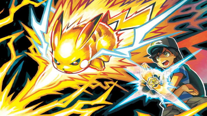 New Alola Forms and Z-Moves Revealed for Pokémon Sun and Moon