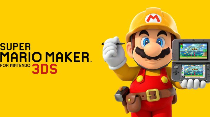 Super Mario Maker comes to 3DS in Australia on December 3rd
