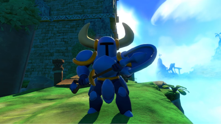Shovel Knight to appear in Yooka-Laylee