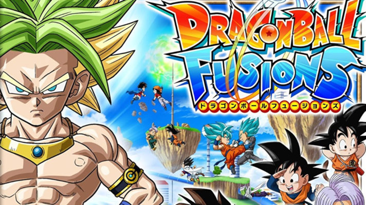 Dragon Ball Fusions announced for release in America and Europe
