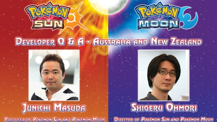 Pokemon Sun & Moon's Director and Producer are taking your questions!