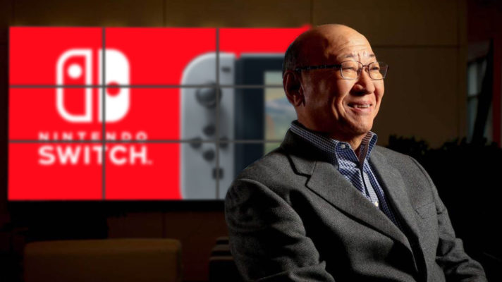 Nintendo president Tatsumi Kimishima's investor approval rating reaches 97.70%