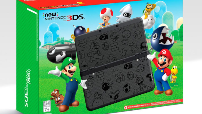 America finally gets the Black New 3DS and for a bargain price