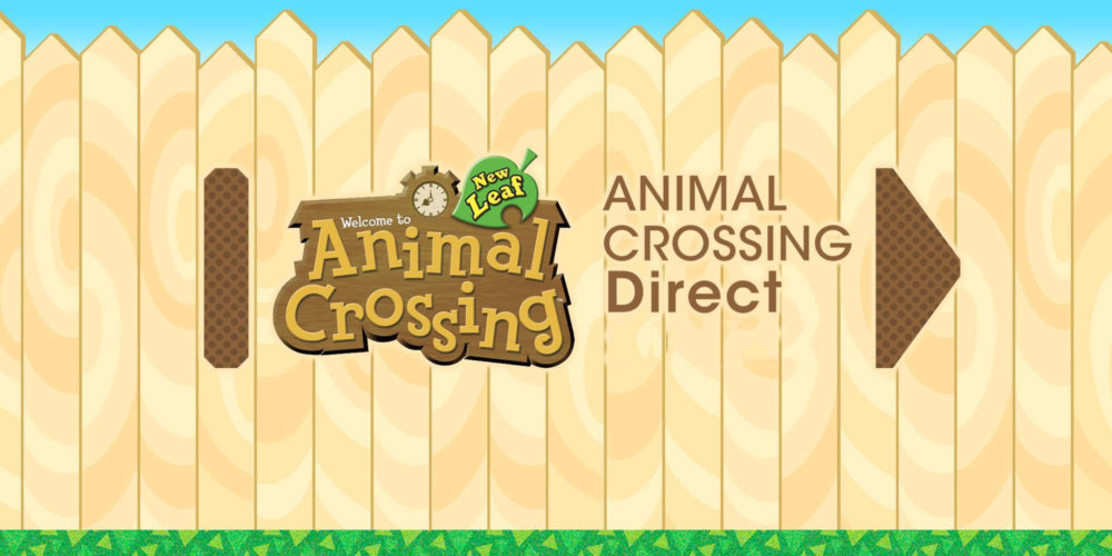 Animal Crossing Nintendo Direct will broadcast 1AM AEDT on