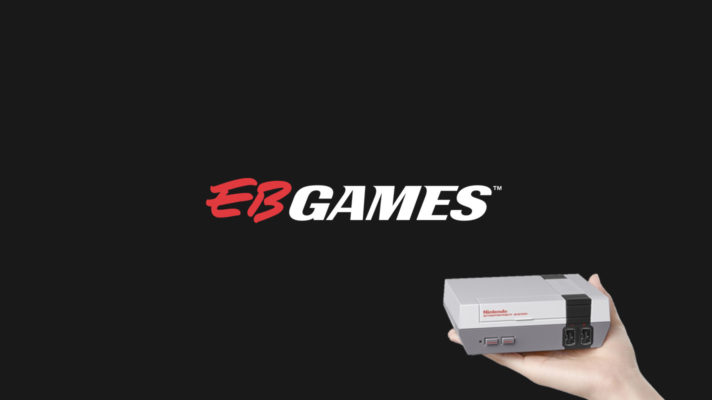 EB Games have the NES Mini and controller in stock