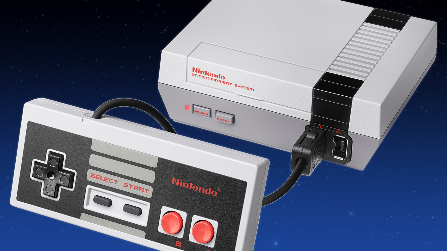 nes classic mini discontinued nintendo knowfirst. Black Bedroom Furniture Sets. Home Design Ideas
