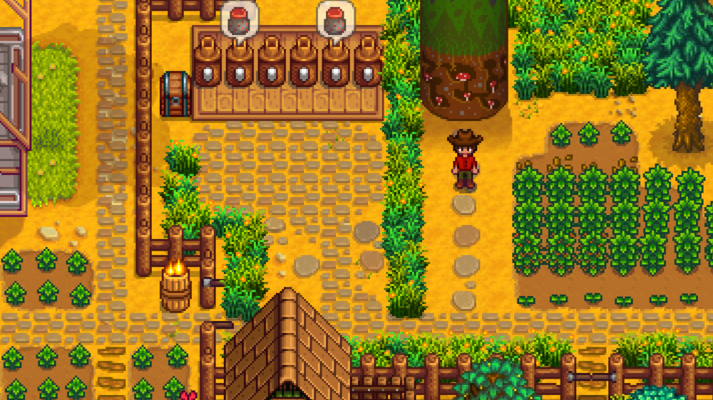 Stardew Valley for Switch gets brand new multiplayer mode