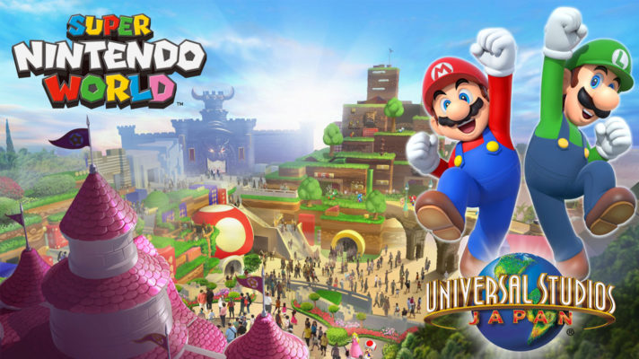 Super Nintendo World expands to Singapore Universal Studios as well