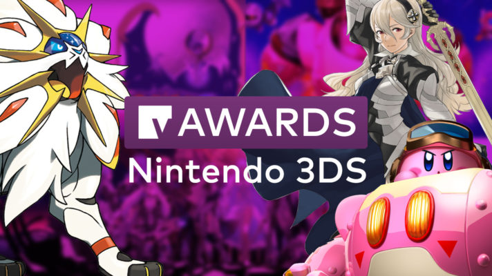 Vooks Awards 2016 – The best of the Nintendo 3DS