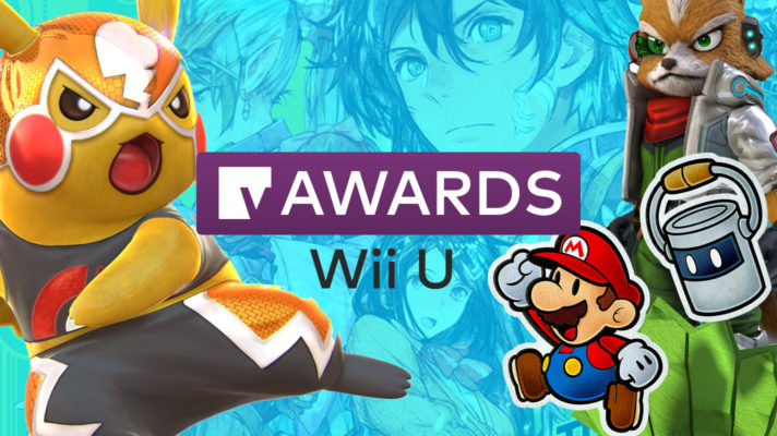 Vooks Awards 2016 – The best of the Wii U