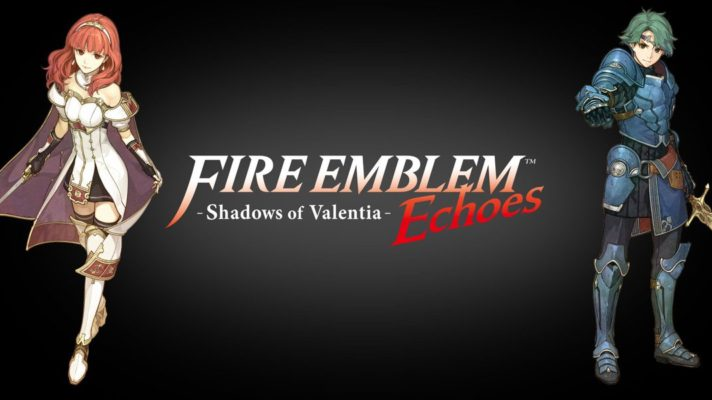 Fire Emblem Echoes: Shadows of Valentia coming to 3DS May 20