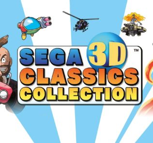 Sonic 3D Classics Collection banner