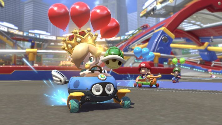 Mario Kart 8 Deluxe is the fastest-selling Mario Kart game in America, ever