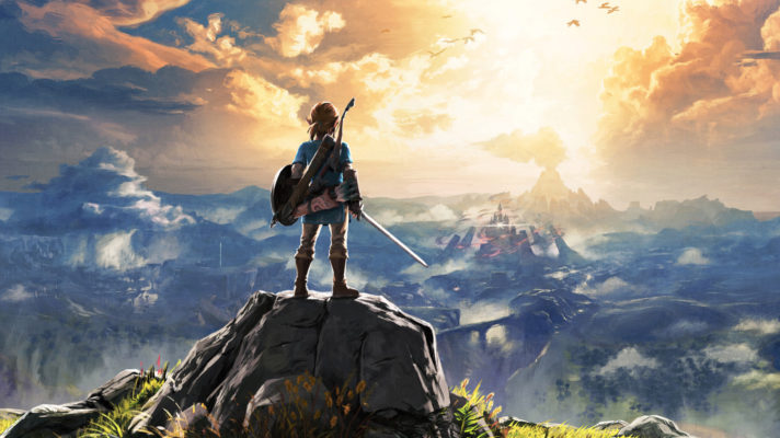 Nintendo and Breath of the Wild storm the DICE Awards