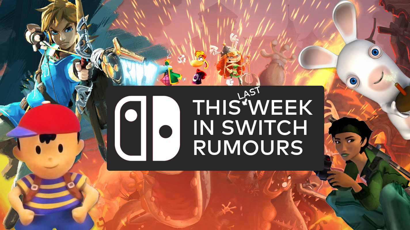 This week in Nintendo Switch Rumours
