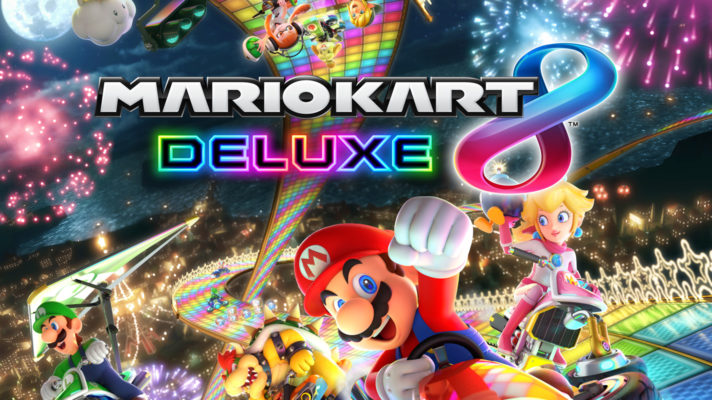 Mario Kart 8 Deluxe adds new battle mode, new characters and more