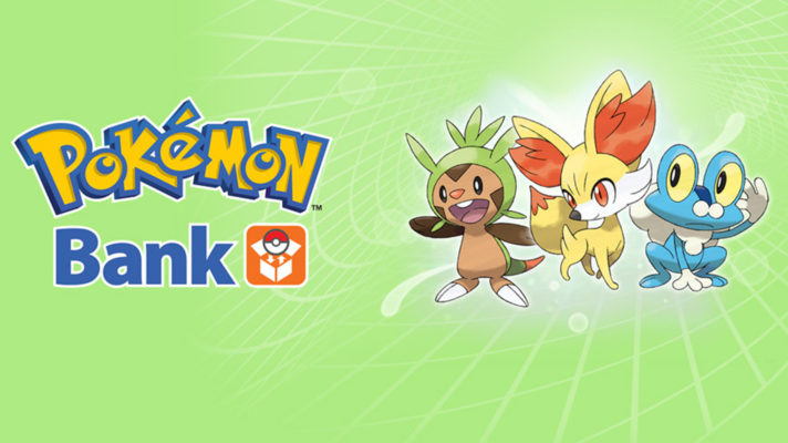 Pokémon Bank now updated to support Virtual Console releases, Sun and Moon