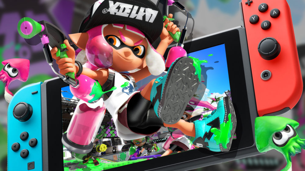 Map Rotations To Be Much Quicker In Splatoon 2