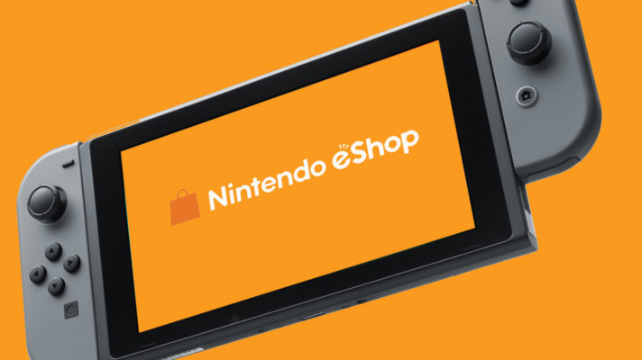 Charts added to the Nintendo Switch eShop