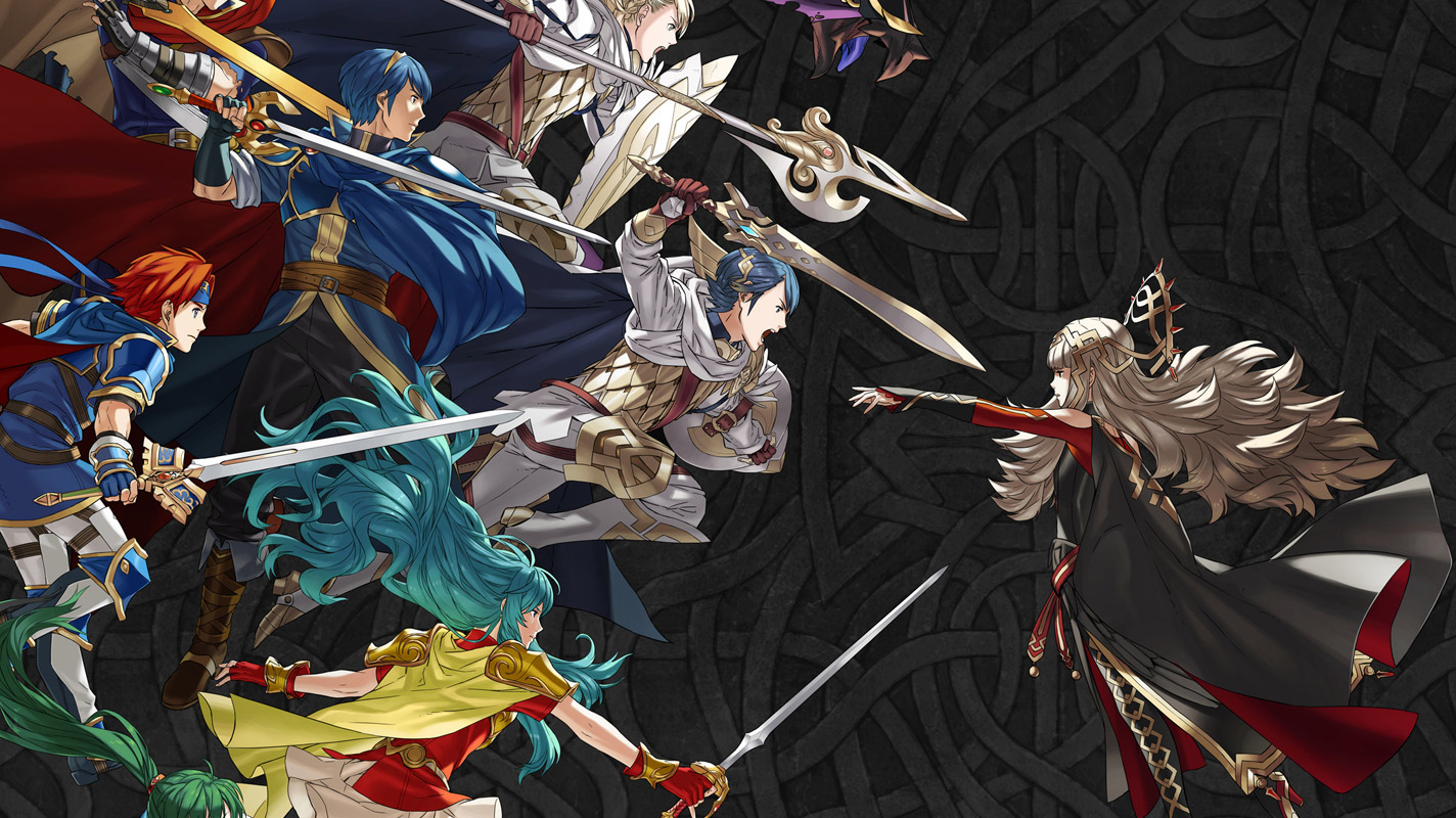 Fire Emblem: Heroes April update out, with Sacred Seals ...