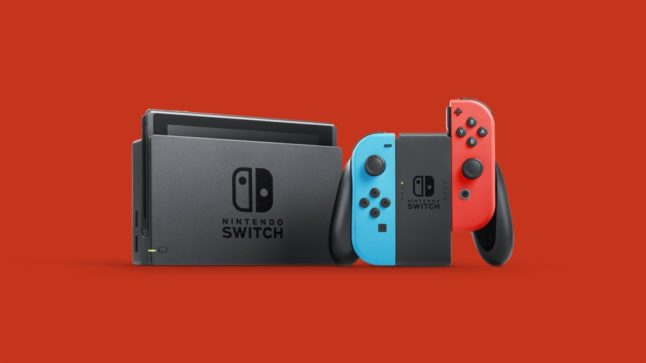 Here's a Switch unboxing video officially sanctioned by Nintendo