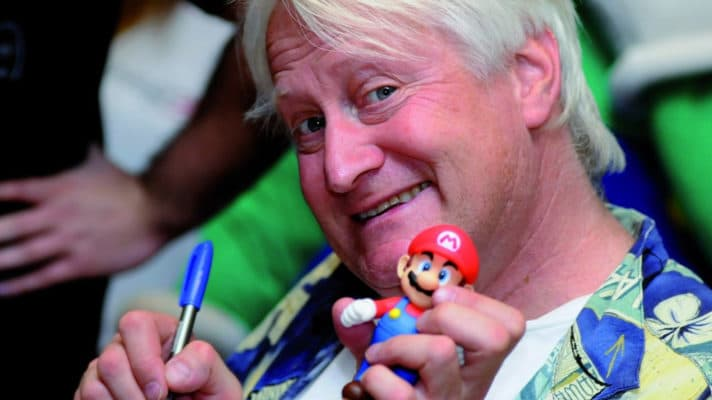 Charles Martinet earns Guinness World Record for most performances as same video-game character