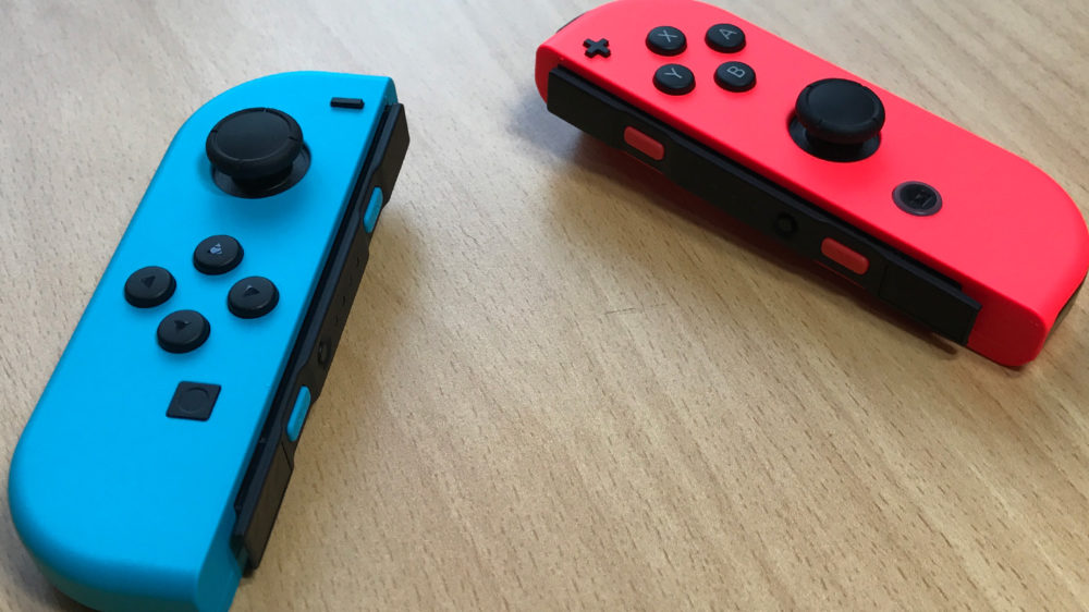 Nintendo Switch Joy-Cons can be used on computers and Android