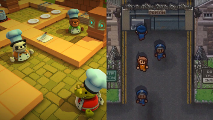 Team 17 bringing Overcooked: Special Edition and The Escapists 2 to Switch