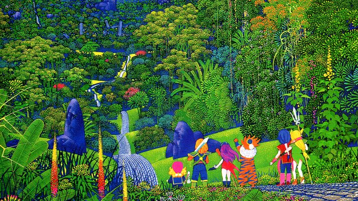 Secret Of Mana sequel shown running on Nintendo Switch