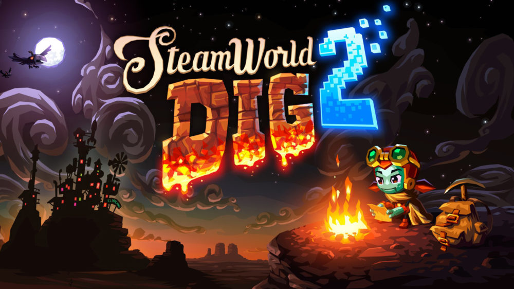 SteamWorld 2 Digs Up A Physical Release In Spring 2018