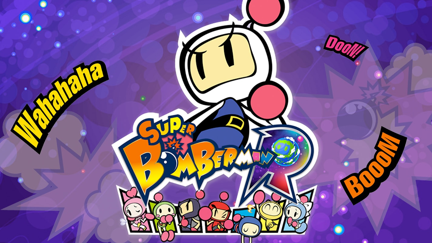 Super Bomberman R Review For Nintendo Switch Vooks Us