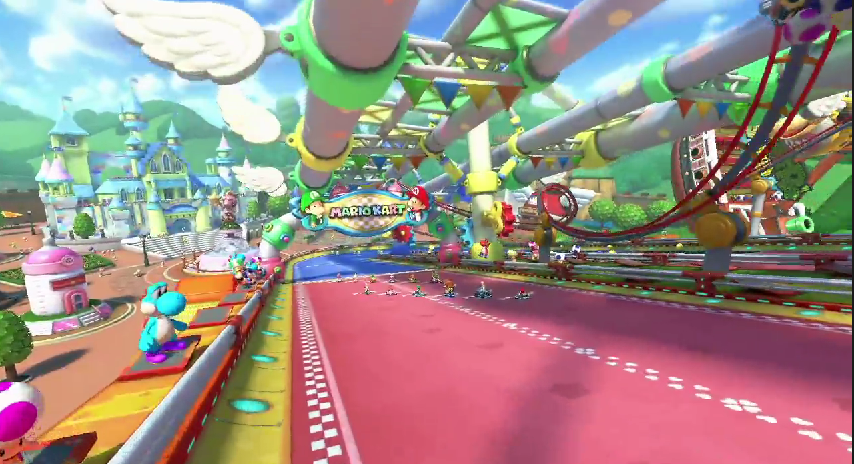 Mario Kart 8 Deluxe is worth another lap around the track