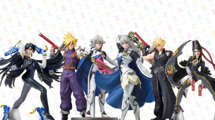 Cloud, Corrin, Bayonetta and new Splatoon 2 amiibo release moves up a day in Australia