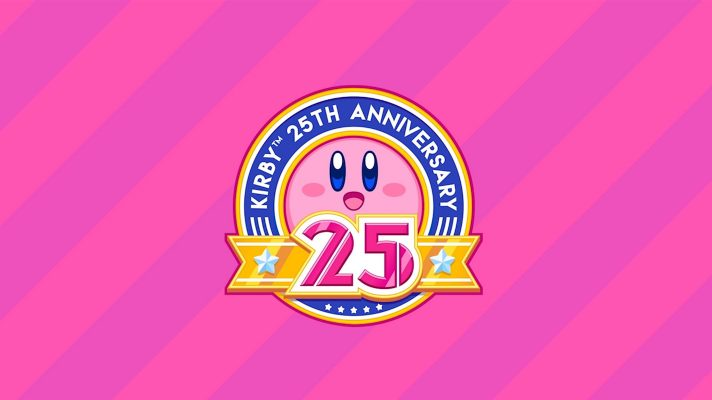 Nintendo celebrating Kirby's 25th Anniversary with a range of games on 3DS