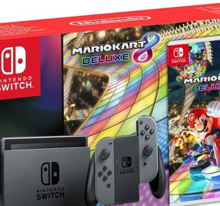 mario kart 8 deluxe switch bundle leaks on russian nintendo store ahead of direct switch news. Black Bedroom Furniture Sets. Home Design Ideas