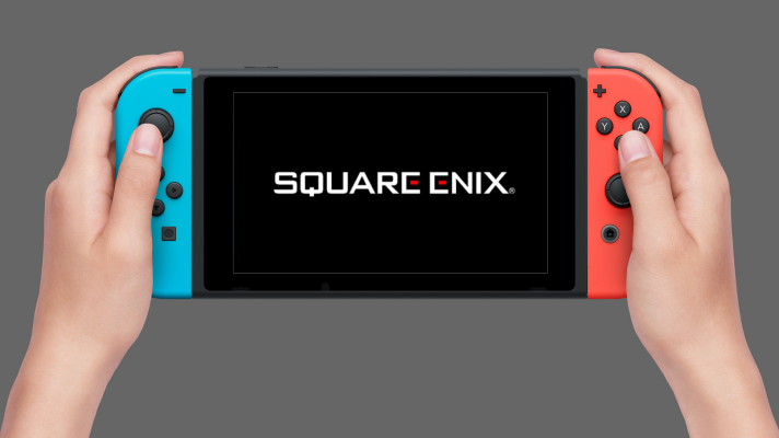 Square Enix has plans for Switch
