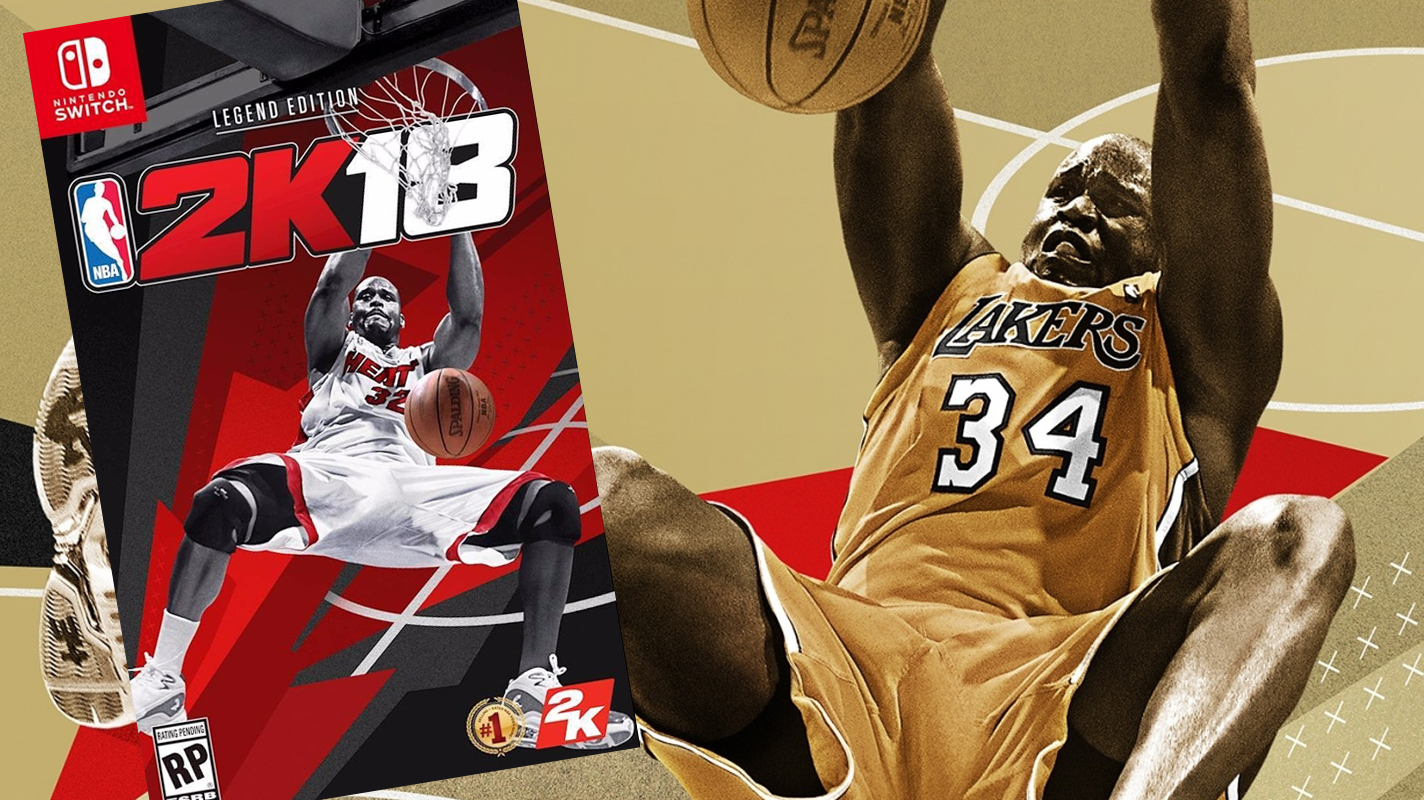 NBA 2K18 Special Editions detailed, coming to Nintendo Switc