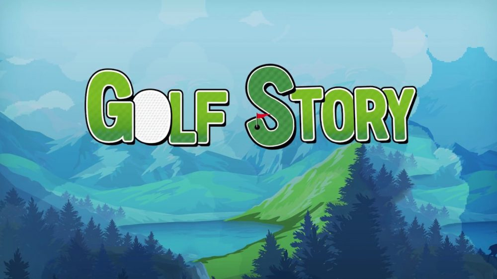 Golf Story is a golfing RPG coming to the Switch eShop