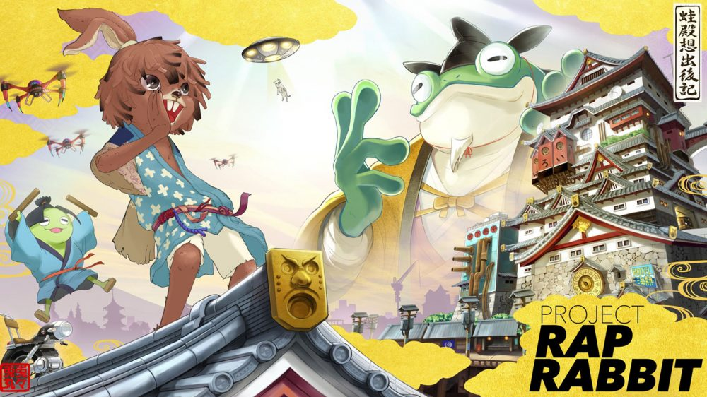 Project Rap Rabbit adjusts Switch stretch goal to something saner