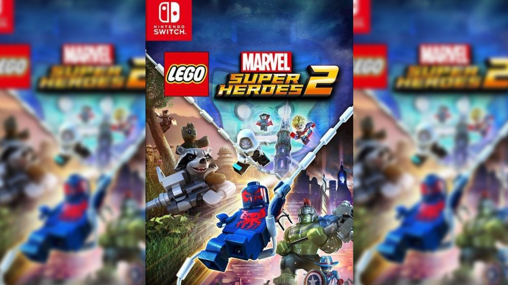 Lego Marvel Super Heroes 2 announced with new Teaser Trailer