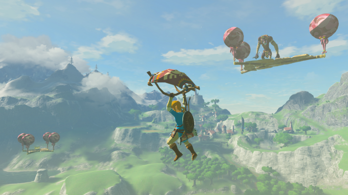 The Legend of Zelda: Breath of the Wild's first DLC pack detailed
