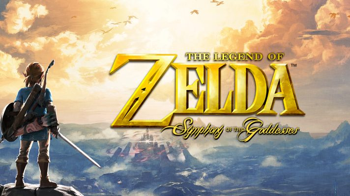 The Legend of Zelda: Symphony of the Goddesses also coming to Melbourne