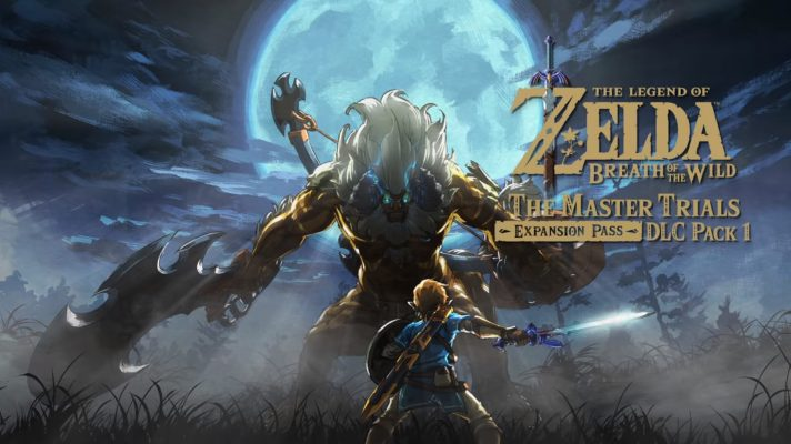 The Legend of Zelda: Breath of the Wild first DLC 'The Master Trials' is now available