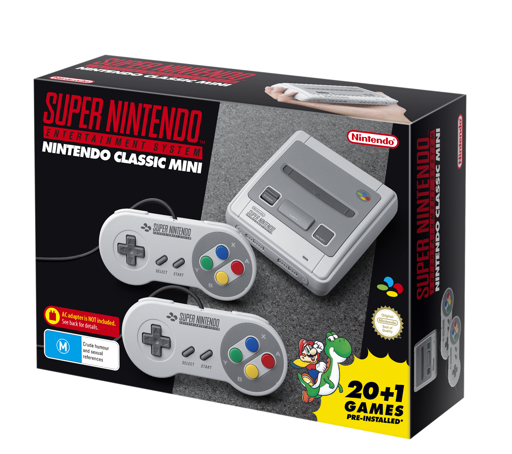 nintendo announces the snes classic edition out this. Black Bedroom Furniture Sets. Home Design Ideas