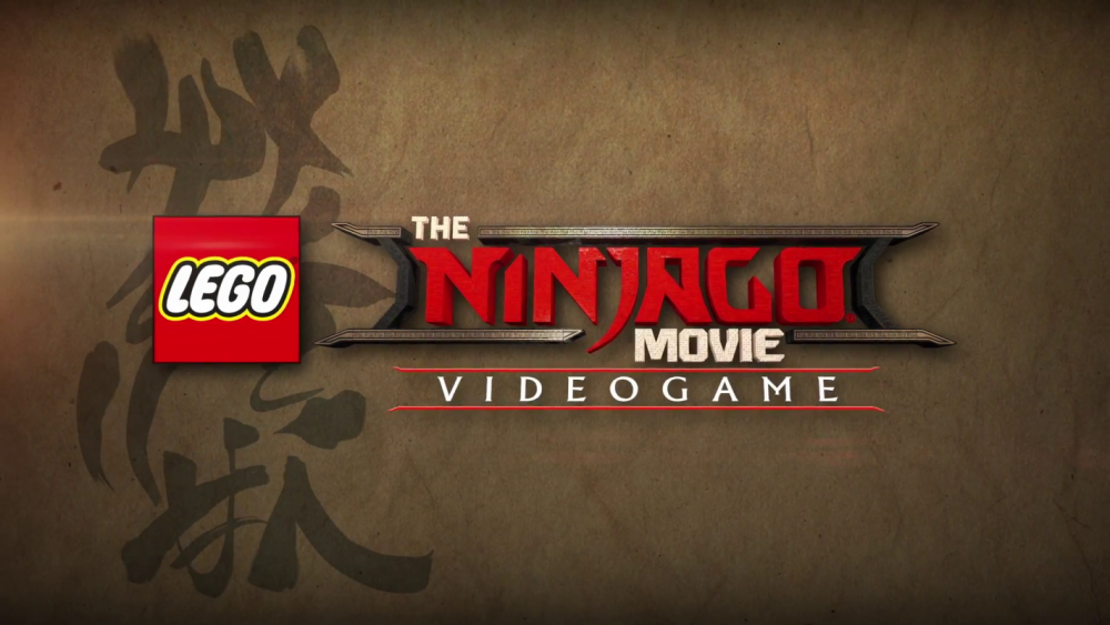 The Lego Ninjago Movie Video Game Coming This September