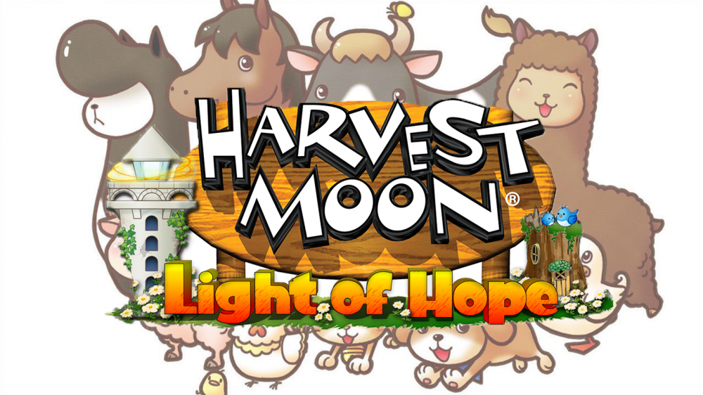 E3 2017 - Hands on with Harvest Moon: Light of Hope - Vooks