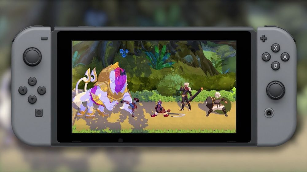 Indivisible coming to Switch