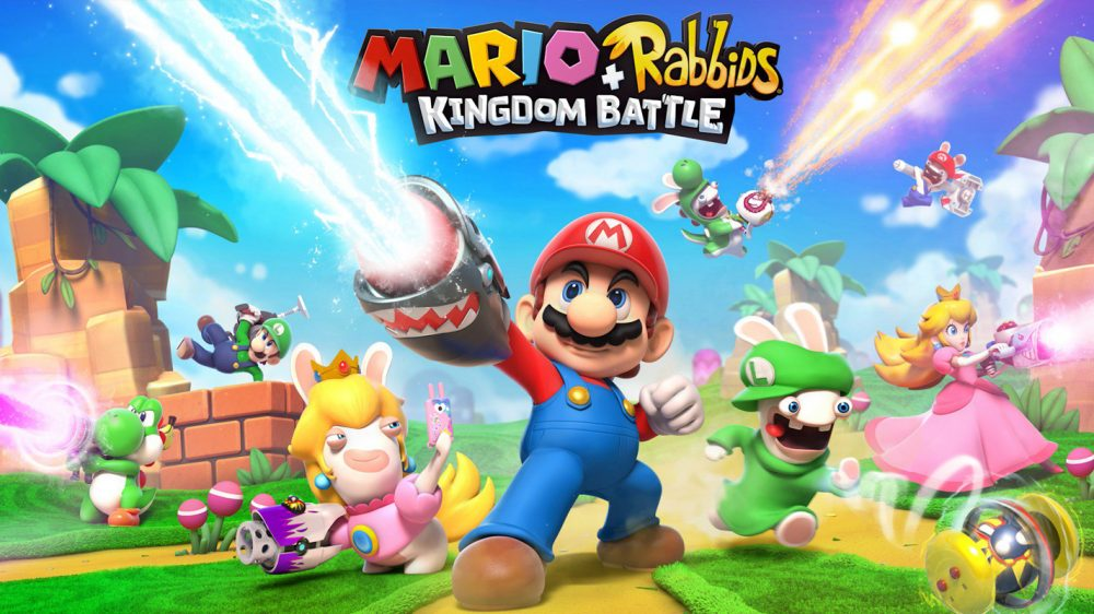 Mario + Rabbids: Kingdom Battle Reigns as Switch's Best-Selling Third-Party Game