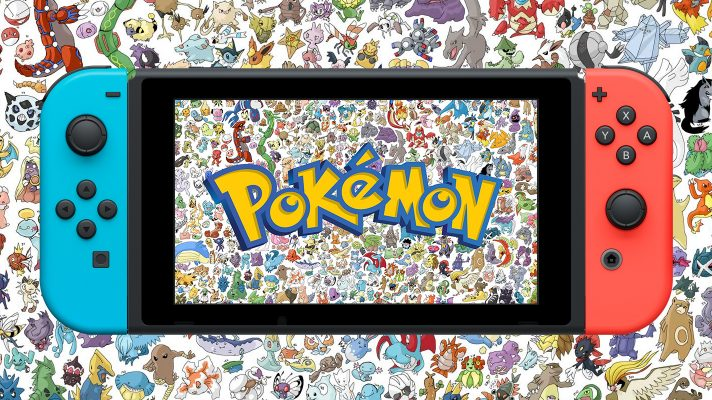Mainline Core RPG Pokémon title coming to Nintendo Switch